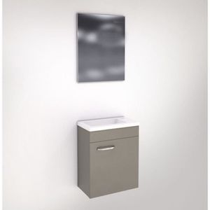 Meuble lave main achat vente meuble lave main pas cher soldes d s le 10 janvier cdiscount - Lave main wc faible profondeur ...