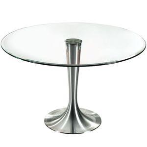Table City Ronde Achat Vente Table à Manger Seule Table