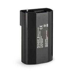 Mégaphone auna batterie pour mégaphone MEGA080USB 1500 mAh t