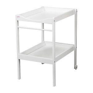 TABLE À LANGER Table à langer Combelle Alice XL 2 plateaux laque
