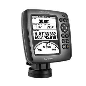 GPS BATEAU GARMIN GPS Marine Fixe GPS-158i avec Antenne GPS E