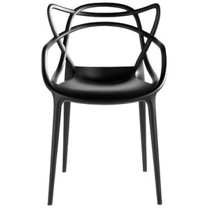 CHAISE Kartell 586509 Chaise Masters Noir Import Allemagn