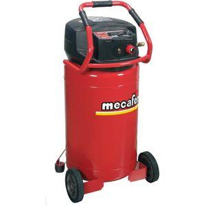 COMPRESSEUR MECAFER Compresseur sans huile 100 L 2,5HP Vertica