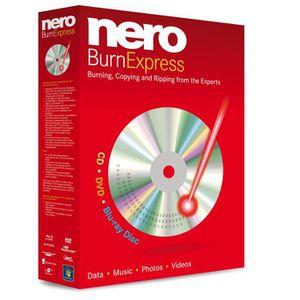 BUREAUTIQUE NERO BURN EXPRESS UK