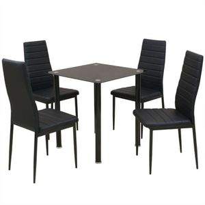 Ensemble Table Et Chaise Salle A Manger Achat Vente Pas Cher
