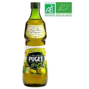 HUILE PUGET Huile d'Olive Bio - 75 cl