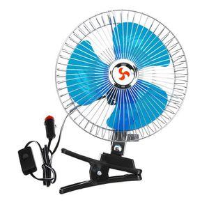 VENTILATEUR TEMPSA Ventilateur oscillant Voiture - 8 pouces -