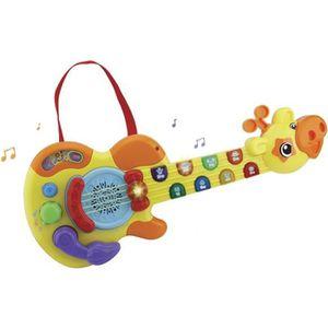 INSTRUMENT DE MUSIQUE VTECH BABY - Jungle Rock - Guitare Girafe