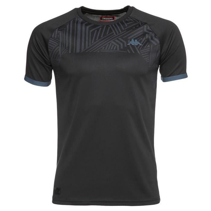 KAPPA T-shirt Swan - Homme - Noir