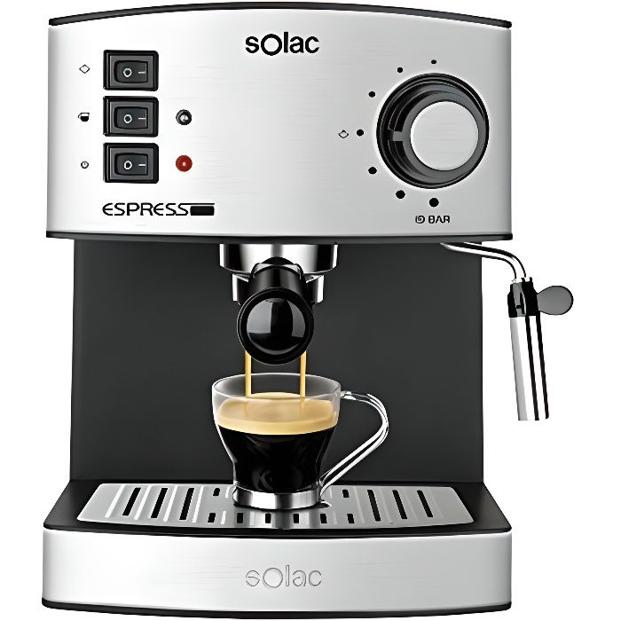 SOLAC CE4480 Machine expresso classique Aromatic