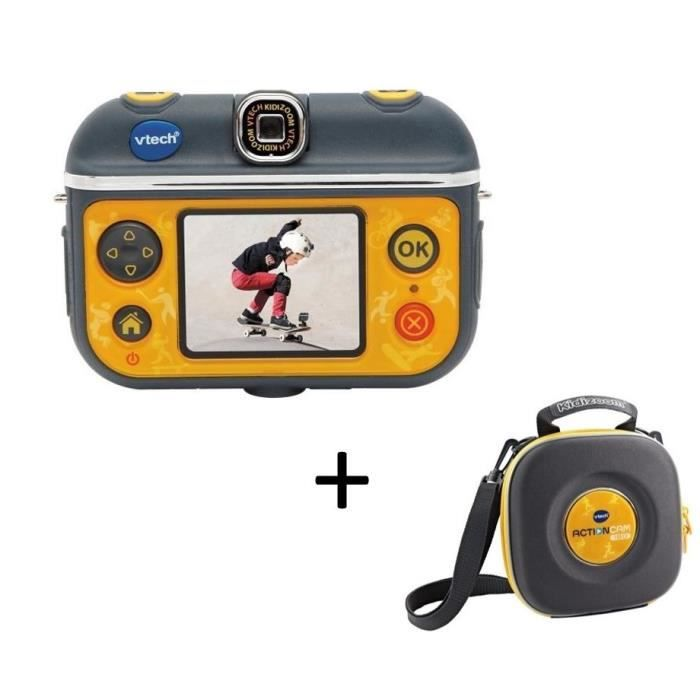 VTECH - Kidizoom Action Cam 180 & Sacoche