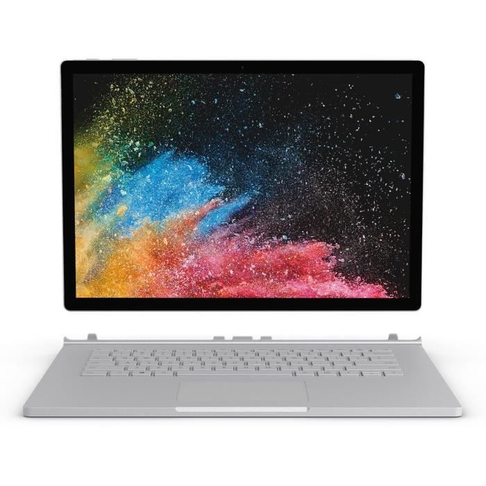Microsoft Surface Book 2 Core i7 RAM 16 Go SSD 1 To