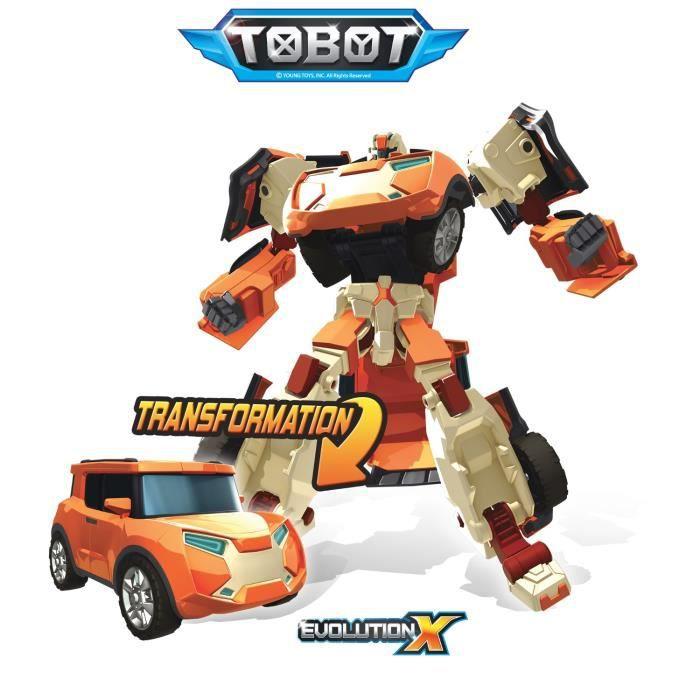 SILVERLIT Tobot - Evolution X