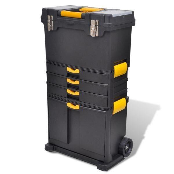 VALISETTE - MALLETTE Trolley a outils ,Servante, Valise de rangement St a3d4f9090e41