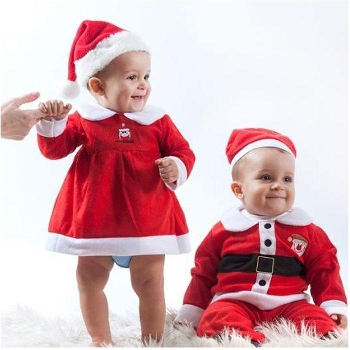 11af3c275d1 Costume de Père Noël pour Enfants Garçon - - - Achat   Vente ...