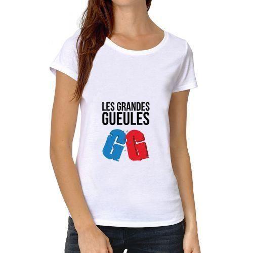 Femme Shirt Gueules Les Grandes 1 T Gg LVzSMGqUp