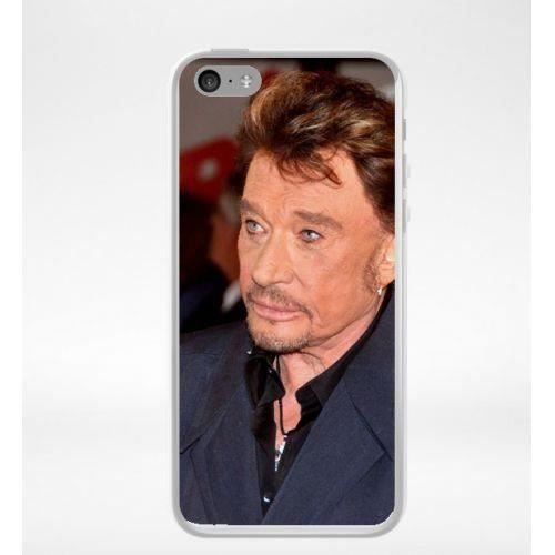 coque johnny hallyday iphone 5