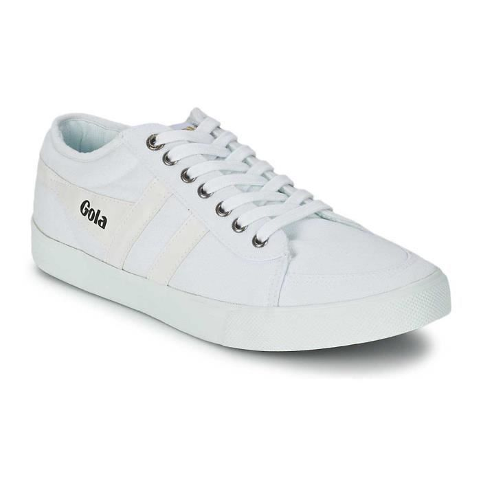 Chaussure Baskets basses Gola Comet White White Homme Pointure 44