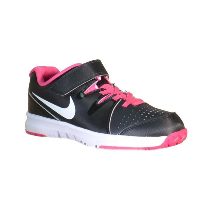 sports shoes d022c 62fb3 ... pour Femme Noir Cuir 633377. CHAUSSURES MULTISPORT Nike - Nike Vapor  Court Psv Chaussures de Sport po