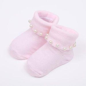 4deb9d7643bc2 ... CHAUSSETTES Anti-Slip bébé fille princesse chaussettes nouveau ...