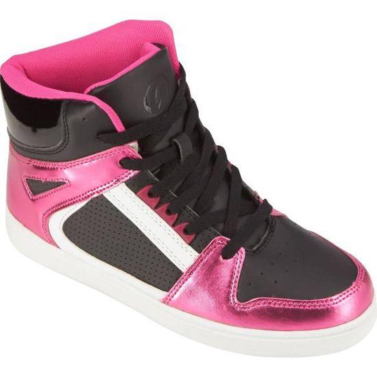 Go Et RoseNoir 2 Chaussures Sport Maeva Enfant Achat Fille Blanc lFK1Jc