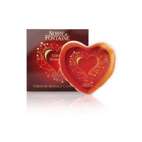 Amour Image Coeur noire fontaine - coeur d'amour coeur massage - achat / vente coeur d