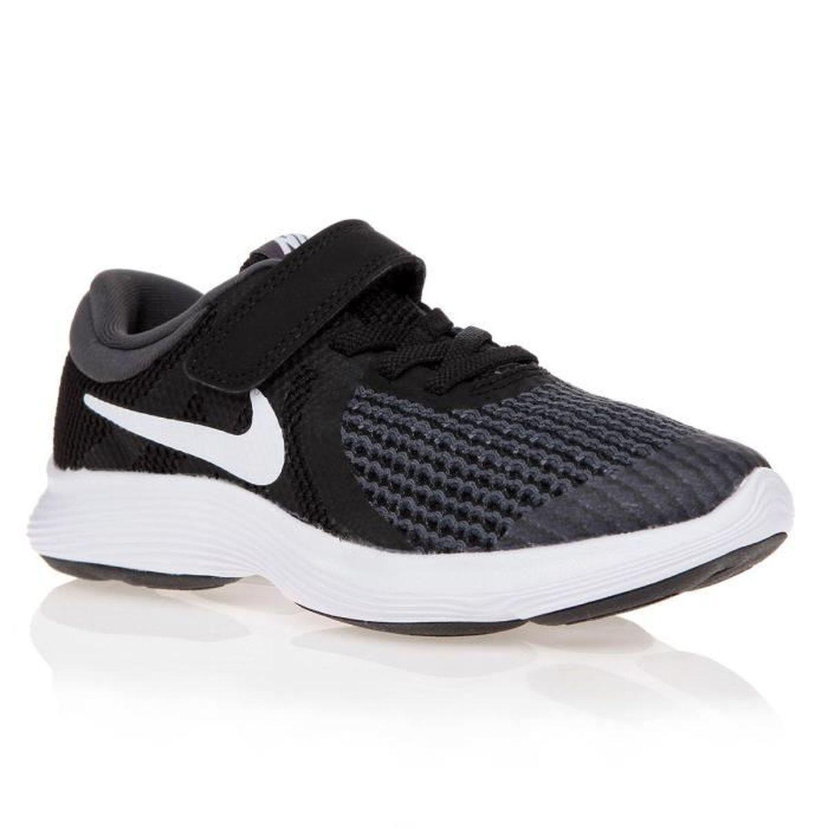 Enfant Baskets 943305006 Revolution Noir Nike 4 Garçon n0wmNv8