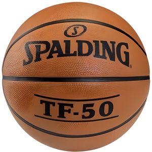 BALLON DE BASKET-BALL SPALDING Ballon Basket-ball TF50