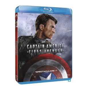 BLU-RAY FILM Blu-Ray Captain America : The First Avenger - Marv