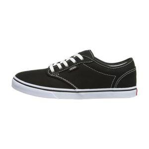 VANS Chaussures femme Atwood Low CVS - Noir / Blanc