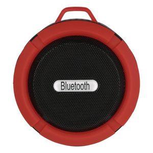 ENCEINTE NOMADE Extérieur portable sans fil Bluetooth stéréo Carte