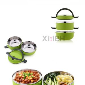 LUNCH BOX - BENTO  XIYIBH Lunch box Isotherme 1.4 L Boite Repas Chauf