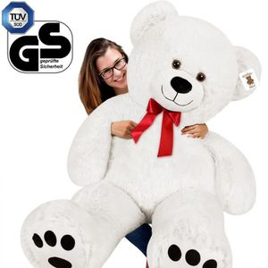 gros ours en peluche achat vente jeux et jouets pas chers. Black Bedroom Furniture Sets. Home Design Ideas