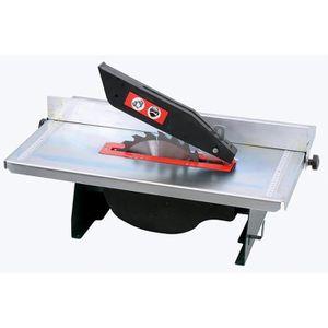 SCIE ÉLECTRIQUE Scie à table électrique 720w 40300