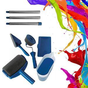 ROULEAU DE PEINTURE Pintar Facil Paint Runner Pro Outil de brosse à ro