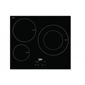 PLAQUE INDUCTION Table de cuisson encastrable HII63402AT Beko