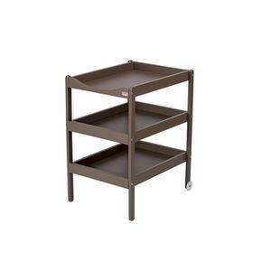 TABLE À LANGER COMBELLE Table à langer Susie 3 Plateaux laque tau
