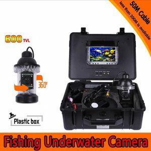 CAMÉSCOPE NUMÉRIQUE Professional HD caméra sous-marine de pêche fixées