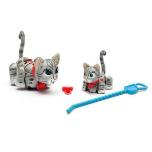 CIRCUIT PET PARADE Famille Chat + Chaton Egyptien