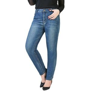 e1a97c8c8db JEANS Jean Femme Grande Taille Slim Taille Haute Effect