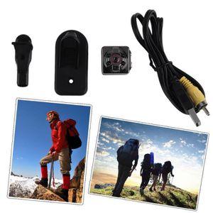 CAMÉRA DE SURVEILLANCE SQ8 Mini Caméscope Sports IR Full HD DV Vision Noc