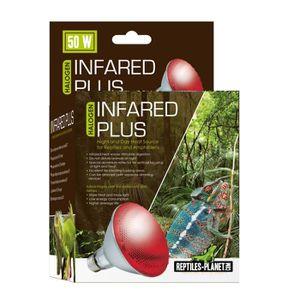 CHAUFFAGE Lampe Chauffante pour Reptiles Infrared Plus Halog
