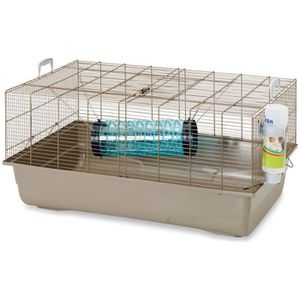 CAGE Cage Rat Ruffy 2 Gris Chaud