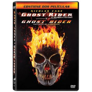 DVD FILM Ghost Rider Pack (GHOST RIDER PACK, Importé d'Espa