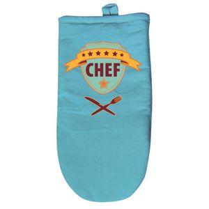 Decoration Cuisine Bleu Turquoise Achat Vente Pas Cher