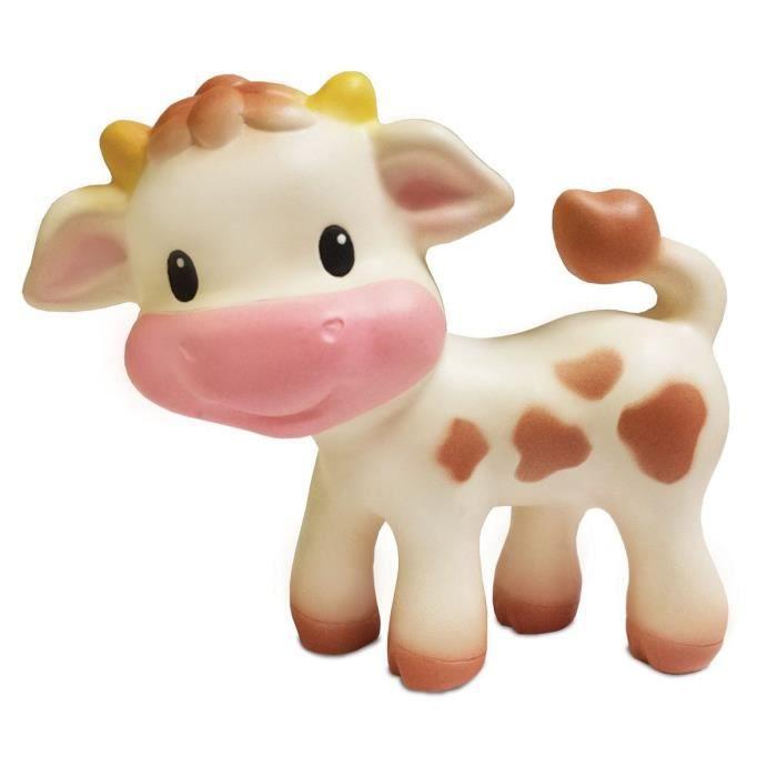 INFANTINO Anneau de dentition apaisant Vache