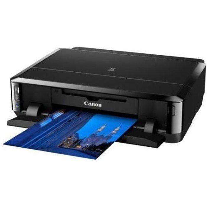 CANON Imprimante photo jet d'encre couleur - Pixma iP7250