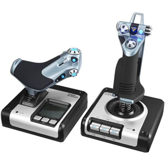 joystick pc achat vente joystick pc pas cher soldes d s le 10 janvier cdiscount. Black Bedroom Furniture Sets. Home Design Ideas