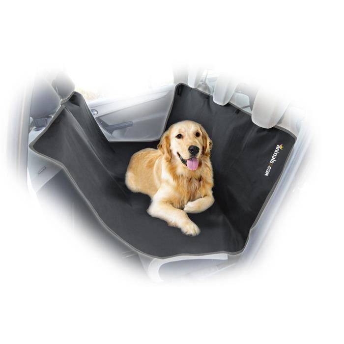 ANIMALS&CAR Protection de siège arrière 125cm