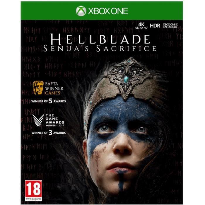 Hellblade Senua's Sacrifice Jeu Xbox One